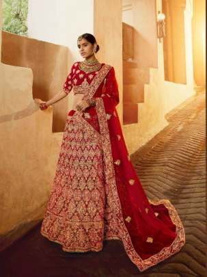 Arya presents  Pratha 4304  Bridal Lehenga choli