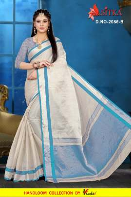 BANGLA POLY COTTON SAREES