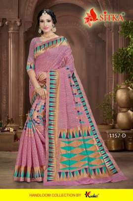 Sitka Present Bettel 1157 sarees catalogue