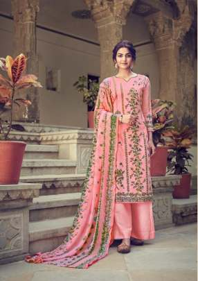 Belliza Nazia Wholesale Cotton Dress Material