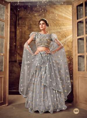 Blossom 33 Designer Lehenga choli Collection