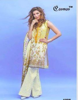 wholesale Cosmos Auj cotton dress material catalog