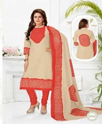 COTTON PLUSE MEERA 27 PRINTED CASUAL