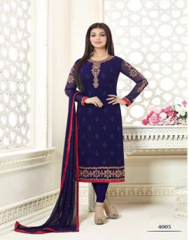 Embroidary CROSS STITCH VOL-4  salwar suit catalog