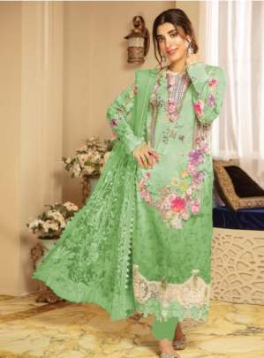 Cyra  presents Alizah Colors Edition Pakistani Suits Collection