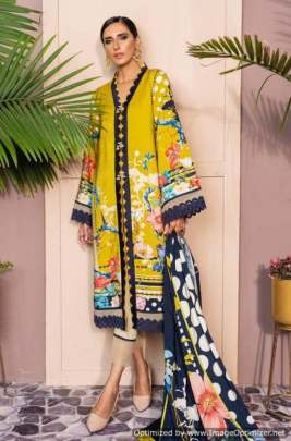 Deepsy presents Firdous cotton  Pakistani Suits