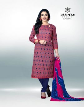 Tradition : Deeptex Dress