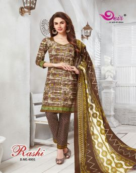 Rashi vol 4 : Devi Dress Material