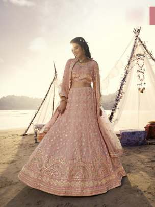 Euphoria 5503  Wedding Wear Lehenga Collection