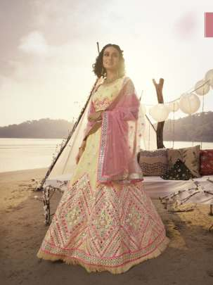 Euphoria 5504  Wedding Wear Lehenga Collection