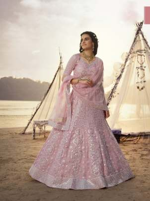Euphoria 5505  Wedding Wear Lehenga Collection