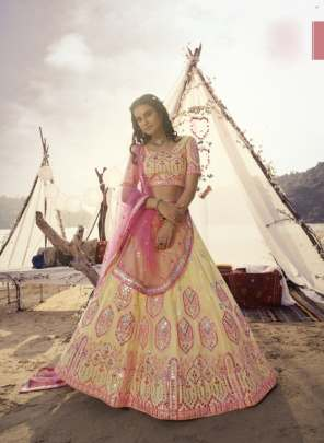 Euphoria 5506  Wedding Wear Lehenga Collection