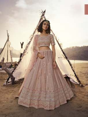 Euphoria 5507 Wedding Wear Lehenga Collection
