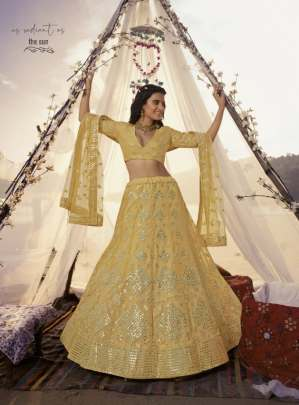 Euphoria 5508  Wedding Wear Lehenga Collection