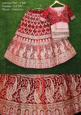 Fc presents 1807 Designer Wedding Wear  Lehenga Collection