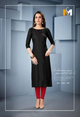 Fc presents Swara-1002  casual wear Kurtis collection