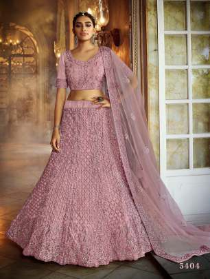 Fc presents series 5404 Wedding Wear Lehenga Collection
