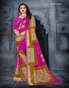 G Mail 75 by kodas group daily wear sarees catalogue
