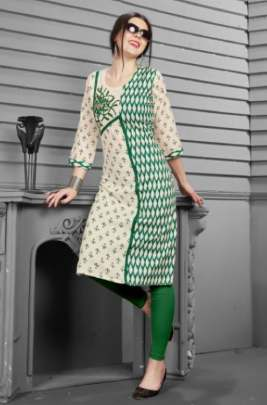 Heer presents Gulab  Casual Wear Kurti Collection