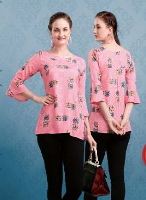 Jelite  presents  Camellia Stylish Printed Top Collection