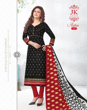 Mastani Vol 1 JK Churidar Dress Materials