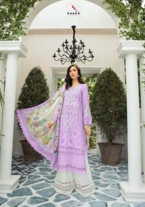 Kaara presents  Maria B Lawn Eid Collection Colors Pakistani Suits