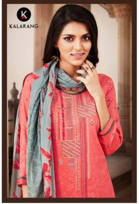 Kalarang  present Maira  vol 2  Dress Material collection