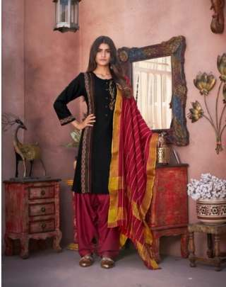 Kalaroop By launching Avenue Patiyala Designer Readymade Collection
