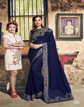 Glorios vol 3 by kalista fashion bollywood sarees catalogue