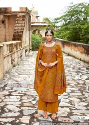 Kalki presents Gulmohar vol  2  Pashmin Collection