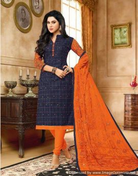 Kapil Firki-4 Churidar Dress Materials catalog