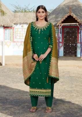 Kessi  presents  Rajgharana vol  2 Designer Dress Material