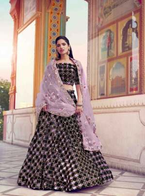 Khwaab 5801 Designer  Lehenga Collection
