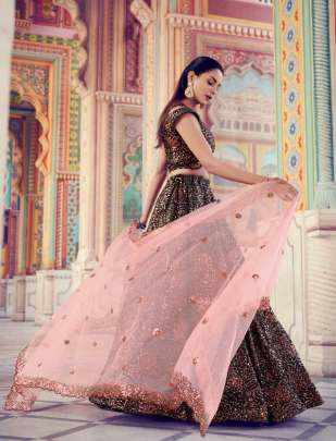 Khwaab 5806 Designer Lehenga Collection