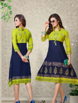 Kinti presents Carnival vol2 Fancy Kurtis Collection