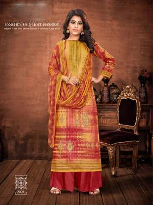 Kohinoor  vol 2  Dress Material Collection