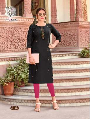 Ladyview Has Launched   Kalp vol 1 Ethnic Wear Kurti Collection