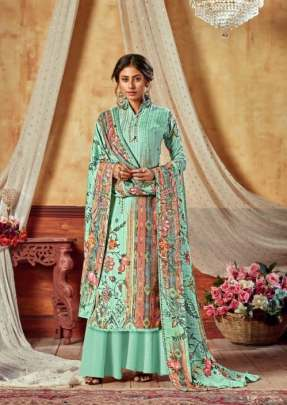 Levisha presents  Kohinoor vol 2 Dress Materials Collection