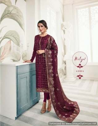 Lt Nitya 151 Designer Festive Wear Exclusive Collection