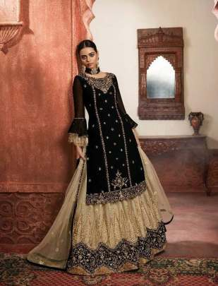Lt Nitya 161  Festive Wear Designer Salwar Suits Collection