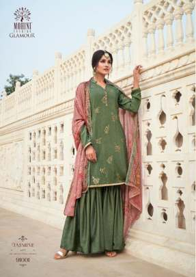 Mohini presents Glamour 91  Salwar Kameez Collection