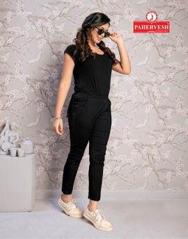 Pahervesh present Neptune Stylish Cotton Lycra Pant Collection