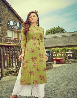 Poonam By Sifli Plazo House vol 2 Rich Look Kurti With Palazzo Collection