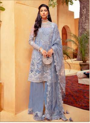 Ramsha R 291 to 294 Pakistani Salwar Suits Collection