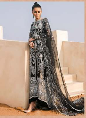 Ramsha presents R 281 to 284 Pakistani Salwar Suits Collection
