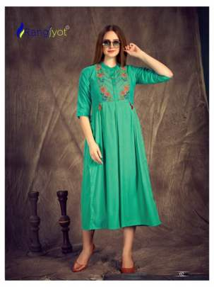 Rangjyot presents Herry vol 3 Designer Kurti Collection