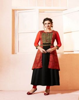 Essence : Rangoon Kurti Catalogue