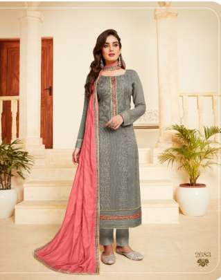 Rangoon  presents Royal Touch vol 3 Ethnic Wear Readymade Collection
