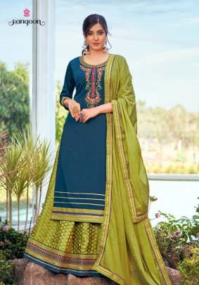Rangoon by  Apsara  vol  3  Readymade Collection