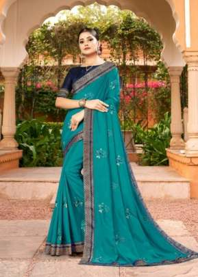 Ranjna presents veronika Designer Sarees Collection